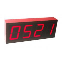 Takt Timer Counter 4X7 ESP32 WiFi