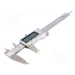 Slankmatis skaitmeninis 0-150mm