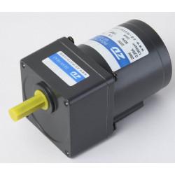 Asinchroninis variklis AC 220V 25W su reduktoriumi 1:200 6.25RPM
