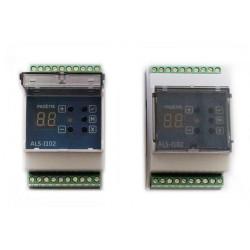 Inductive level sensor controller