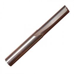 Freza tiesiomis briaun. U2 6x52mm L100/D6