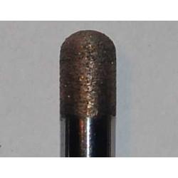Freza deimantinė apvali 8mm D6