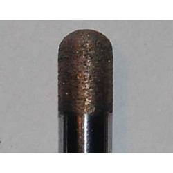 Freza deimantinė apvali 6mm D4