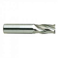 Freza HSS Co8 rupi trumpa U4 8x20mm L65/D10