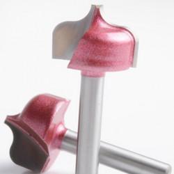 Freza 3D-6 (S-3D frezavimas) 25x18mm L49/D6